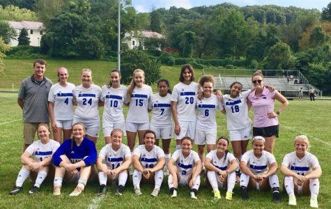 KHS Girls Soccer Dominates Season Start