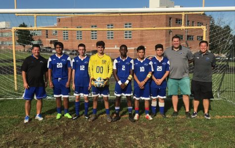Boys' Soccer Finishes Regular Season