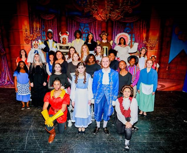 "Kenwood High's ""Beauty and the Beast"" Nominated in Several Categories of the Baltimore Theatre Awards"