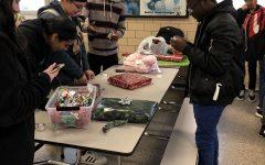 Kenwood Adopts 25 Families for Christmas Giving