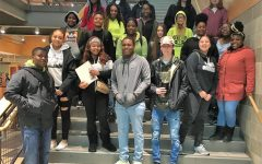 Kenwood Students Explore Opportunities at CCBC