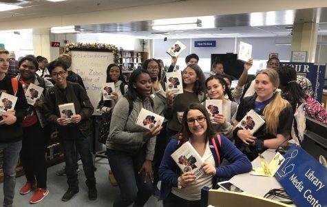 National Book Award Finalist Ibi Zoboi Visits Bluebird Library