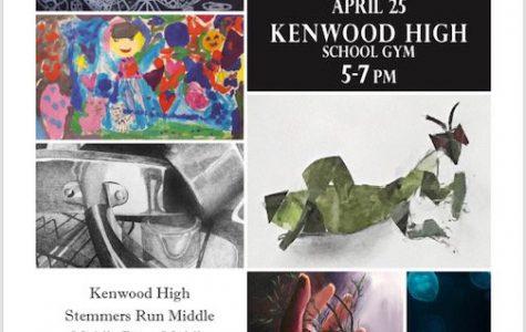 KHS Art to Host Upcoming Art Showcase