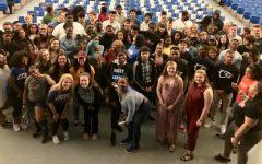 Seniors Celebrate Moving On with Senior Signing Day