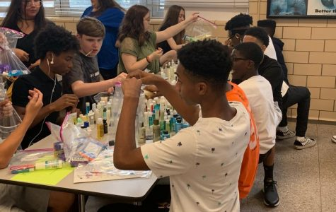 Kenwood Freshmen attend GEAR Summer Transition Program
