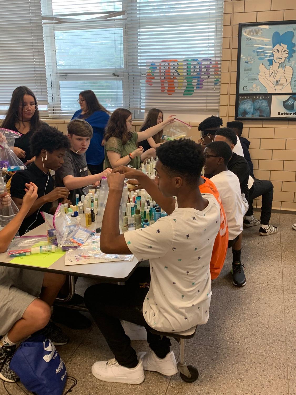 Kenwood Freshmen attend GEAR Summer Transition Program