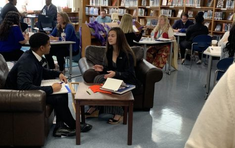 Mock Interviews Give Students the Opportunity to Showcase their Strengths under Pressure