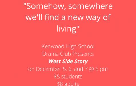 KHS Drama Club Presenting West Side Story