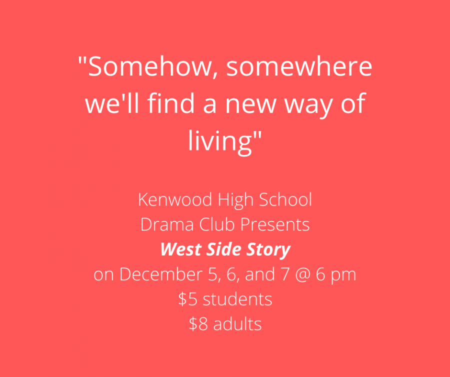KHS+Drama+Club+Presenting+West+Side+Story