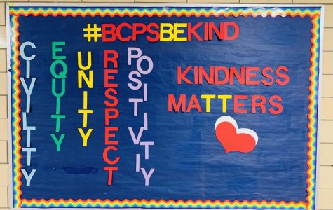 BCPS Mind over Matter Year Long Campaign Facing the Problem of Bullying and Mental Health