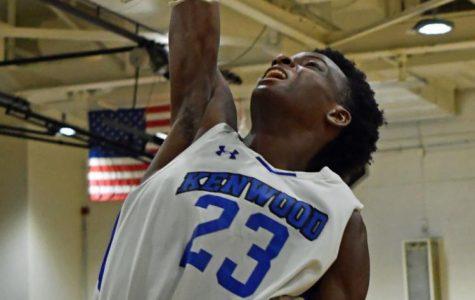 Kenwood Basketball Beats Chesapeake with a Buzzer Shot