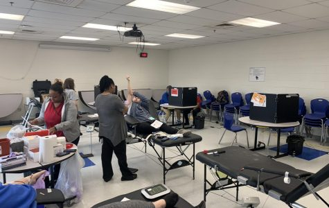 Kenwood Annual NHS Blood Drive Saves Lives