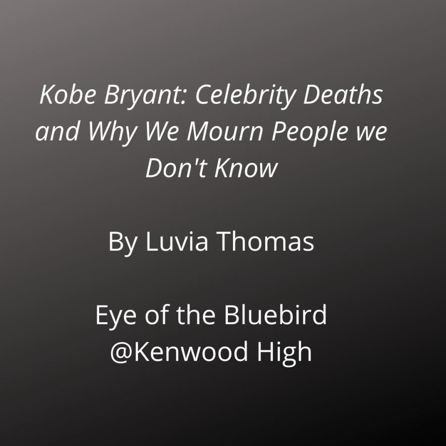Kobe Bryant: Celebrity Deaths and Why We Mourn Someone We Didn't Know