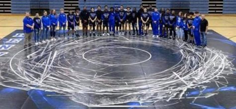 Kenwood's New Wrestling Mat Sparks a Dominating Season on the Mats