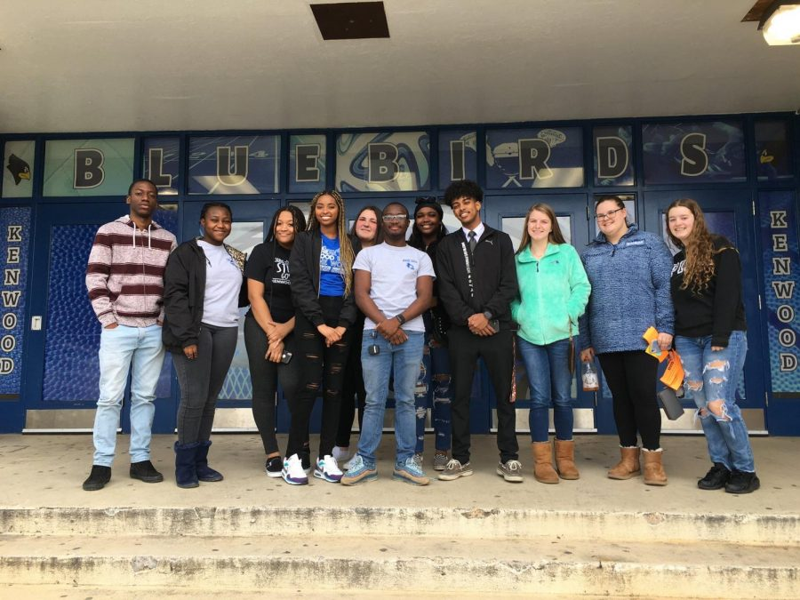 Kenwood's SGA Leads the Way on School Spirit and Advocacy