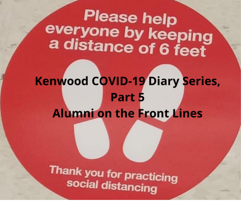 COVID-19 Diary Series, Part 5- The Alumni on the Front Lines