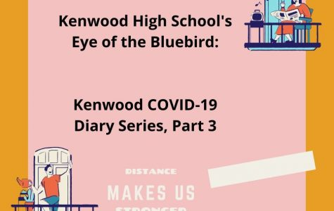 Kenwood COVID 19 Diary Series, Part 3