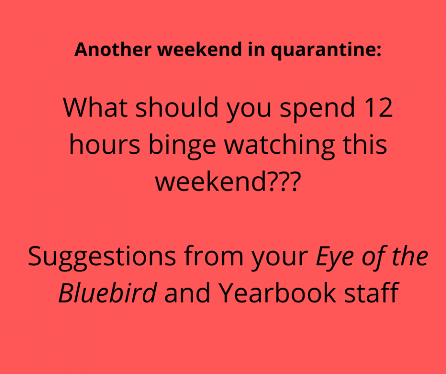 TV Show Recommendations for your Quarantine