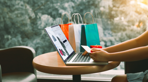 Shopping Goes Online with the Pandemic
