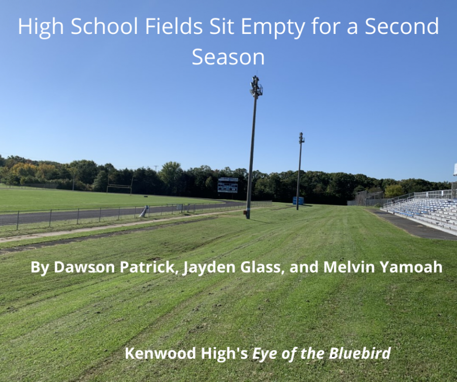 High School Athletic Fields Sit Empty for a Second Season