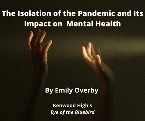 The Isolation of the Pandemic And How It's Impacting STUDENTS MENTAL HEALTh