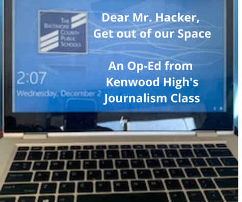 Dear  Hacker, Get out of Our Space