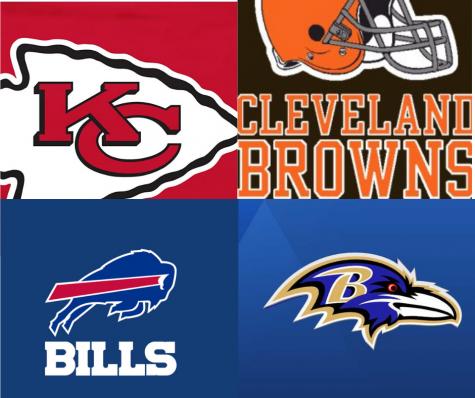 KHS Teachers Battle it Out Over NFL Playoffs