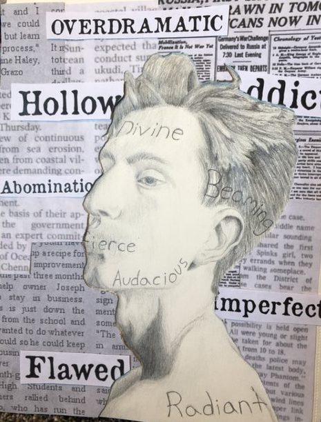 Artwork by Tyler Melka