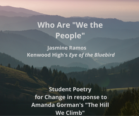 "Poetry Reflection with Who Are ""We The People""?"