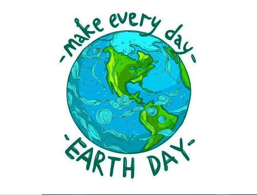 Kenwood's Environmental Club Celebrates Earth Day Every day