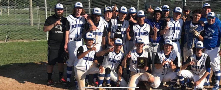 Varsity Baseball was the 3A North Regional Champs of 2021!