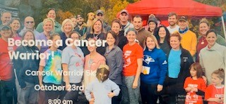 October Is Breast Cancer Awareness but Kenwood Teachers Part of Cancer Warrior Run to Fight All Cancers